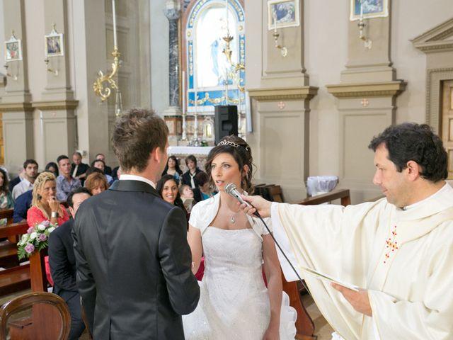Il matrimonio di Michele e Federica a Sommacampagna, Verona 39