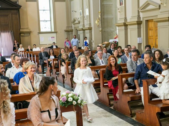 Il matrimonio di Michele e Federica a Sommacampagna, Verona 41