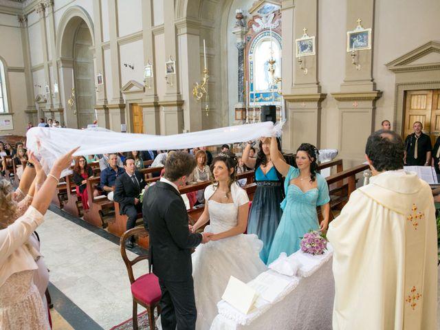 Il matrimonio di Michele e Federica a Sommacampagna, Verona 46