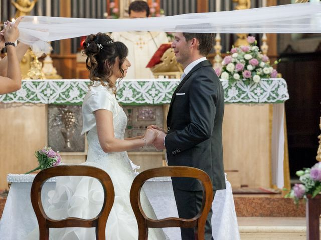 Il matrimonio di Michele e Federica a Sommacampagna, Verona 48
