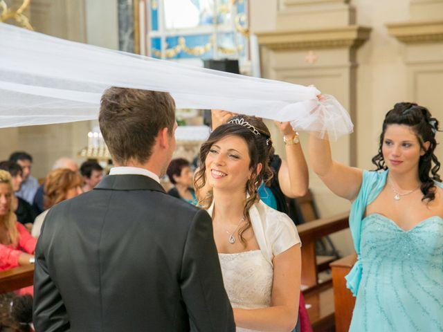 Il matrimonio di Michele e Federica a Sommacampagna, Verona 49