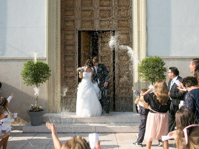 Il matrimonio di Michele e Federica a Sommacampagna, Verona 55