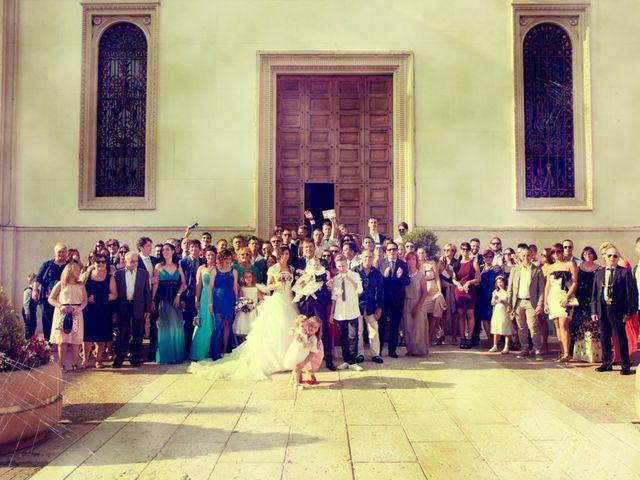 Il matrimonio di Michele e Federica a Sommacampagna, Verona 57