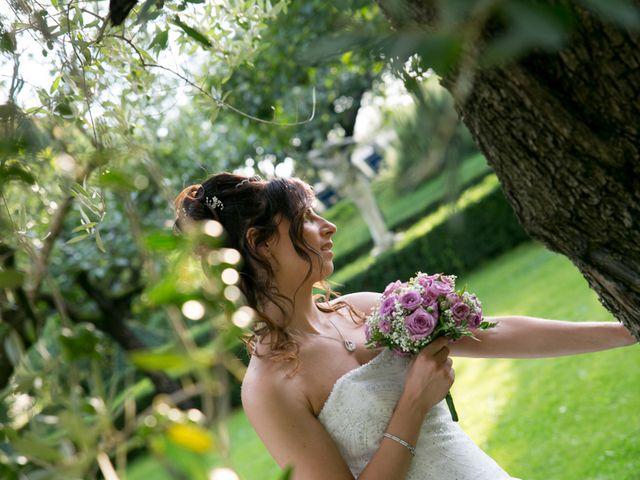 Il matrimonio di Michele e Federica a Sommacampagna, Verona 67