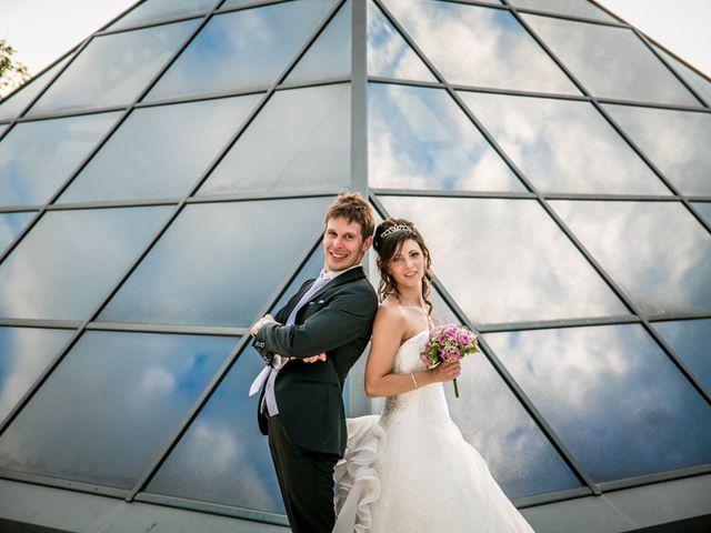 Il matrimonio di Michele e Federica a Sommacampagna, Verona 1