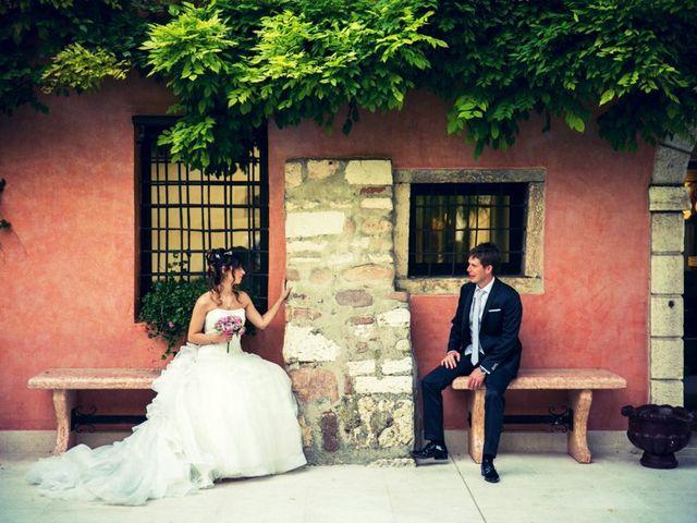 Il matrimonio di Michele e Federica a Sommacampagna, Verona 72