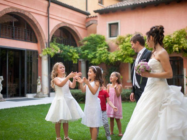 Il matrimonio di Michele e Federica a Sommacampagna, Verona 73