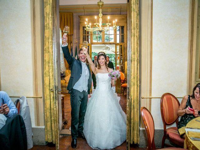 Il matrimonio di Michele e Federica a Sommacampagna, Verona 76