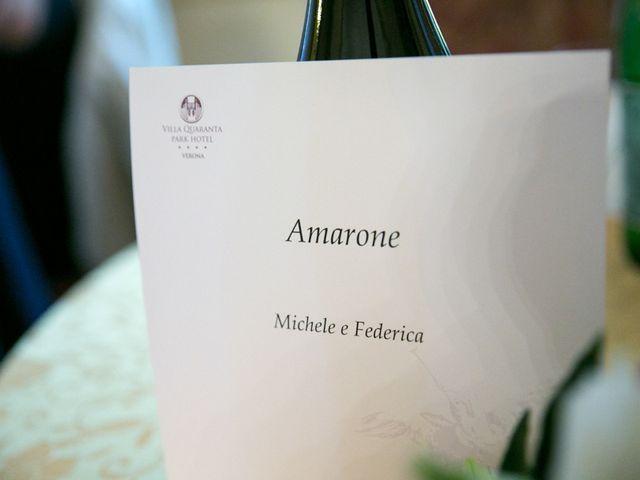 Il matrimonio di Michele e Federica a Sommacampagna, Verona 77