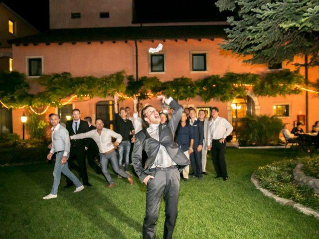 Il matrimonio di Michele e Federica a Sommacampagna, Verona 90