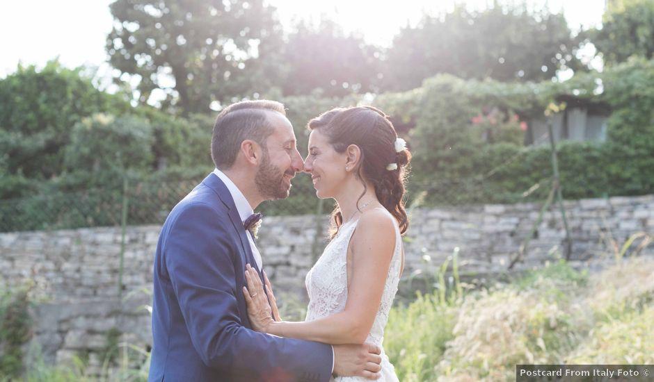Il matrimonio di Francesco e Michela a Bergamo, Bergamo