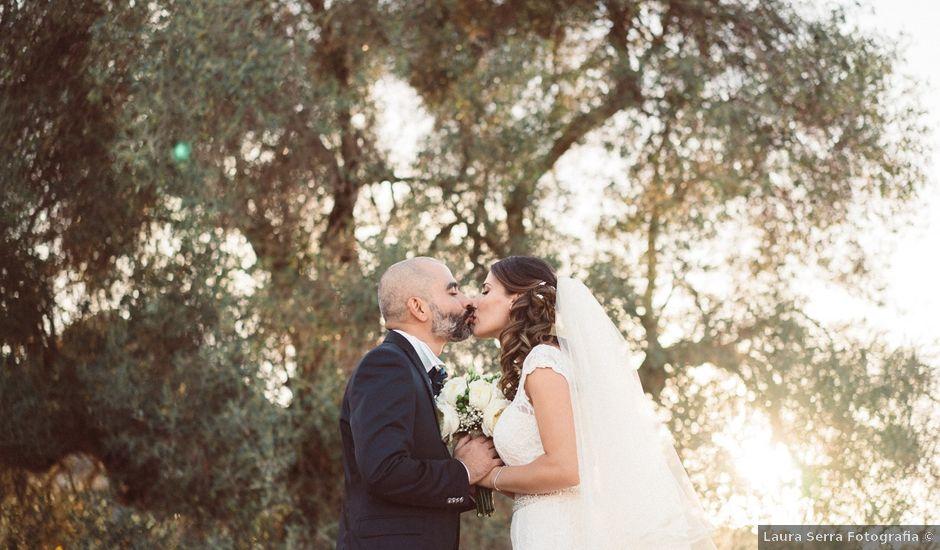 Il matrimonio di Luca e Alessandra a Villamassargia, Cagliari