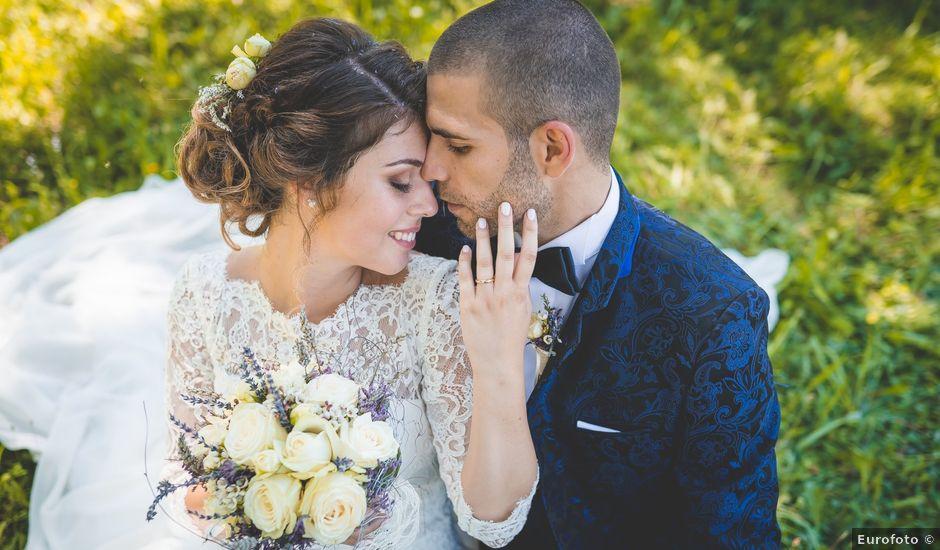 Il matrimonio di Matteo e Vanessa a Cocconato, Asti