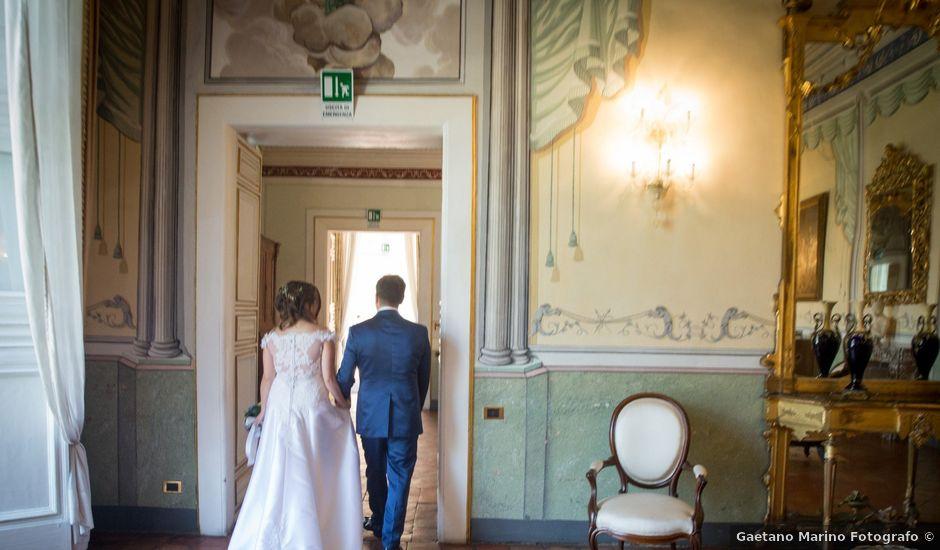 Il matrimonio di Ciro e Antonella a Castel San Giorgio, Salerno