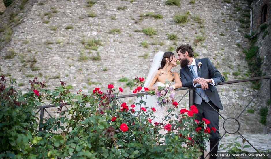 Il matrimonio di Riccardo e Silvia a Montefiore Conca, Rimini