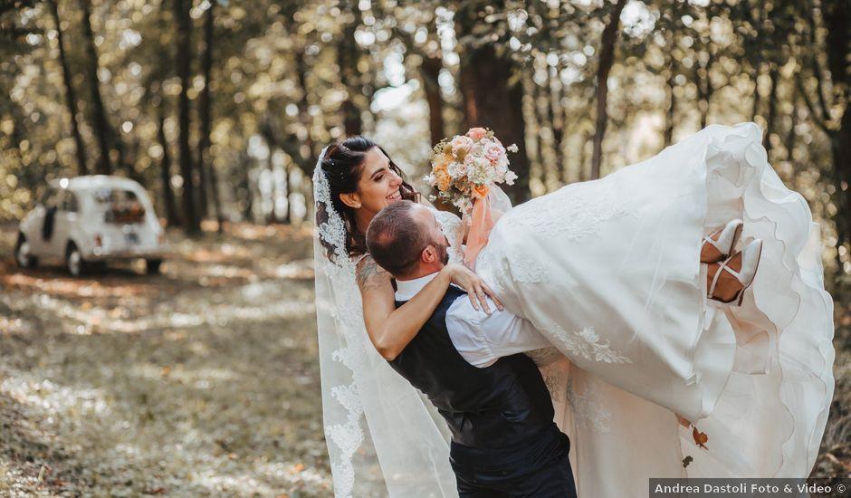 Il matrimonio di Marco e Silvia a Cavallasca, Como