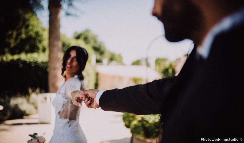 Il matrimonio di Vittorio e Michela a Napoli, Napoli