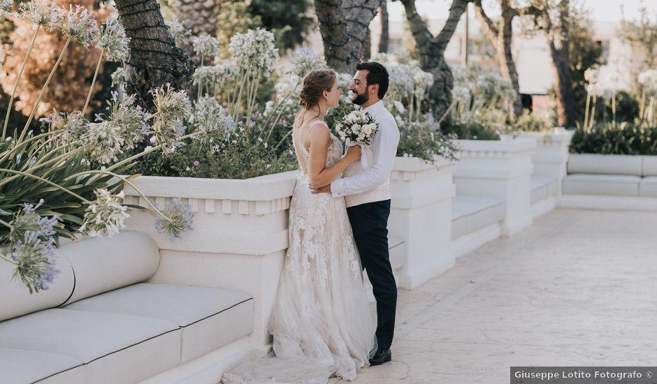 Il matrimonio di Juliette e Mariano a San Chirico Nuovo, Potenza