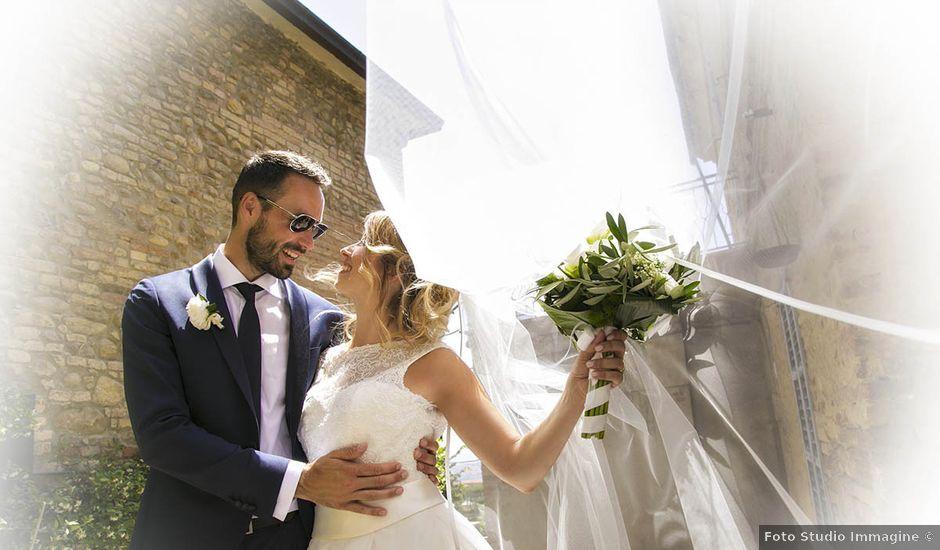 Il matrimonio di David e Alice a Colonnella, Teramo