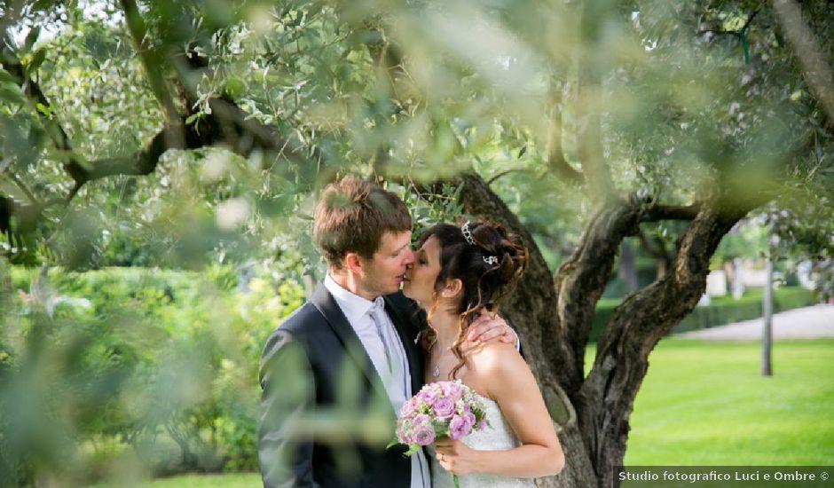 Il matrimonio di Michele e Federica a Sommacampagna, Verona