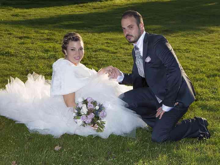 Le nozze di Luca e Francesca