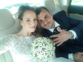 Le nozze di Rita e Massimiliano