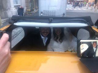 Le nozze di Emily e Nicola