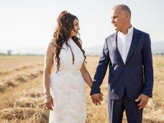 Le nozze di Stella e Franco 2