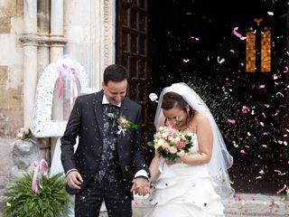 Le nozze di Alessia e Walter