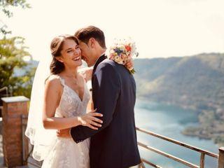 Le nozze di Lorenza e Riccardo