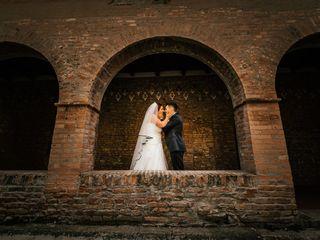 Le nozze di Elisa e Fulvio