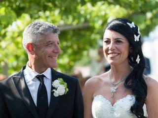 Le nozze di Antonio e Flavia Giustina Fornelli