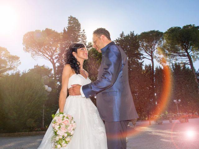 le nozze di Jane e Luca