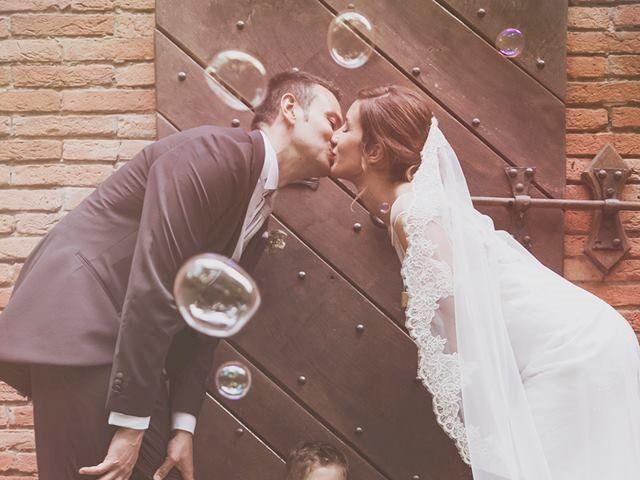 Il matrimonio di Marco e Carlotta a Molinella, Bologna 1