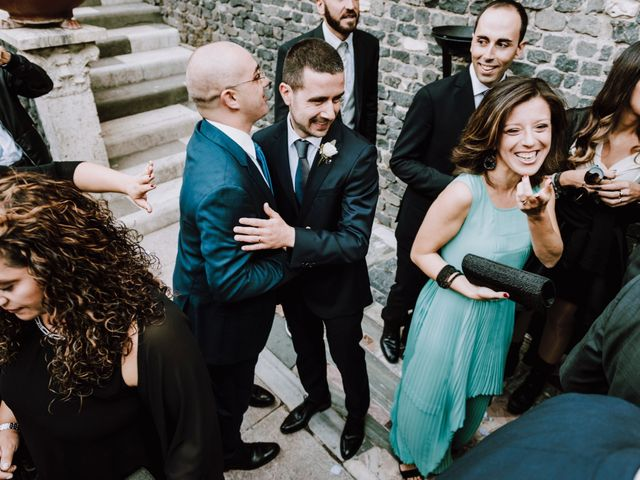 Il matrimonio di Mario e Valeria a Roma, Roma 3