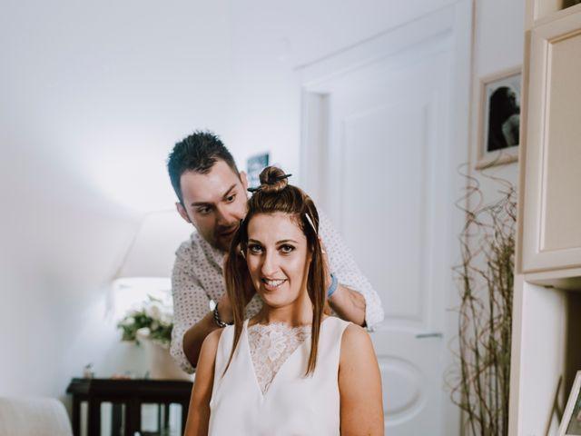 Il matrimonio di Mario e Valeria a Roma, Roma 40
