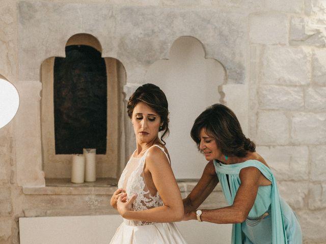 Il matrimonio di Michele e Valentina a Trani, Bari 5