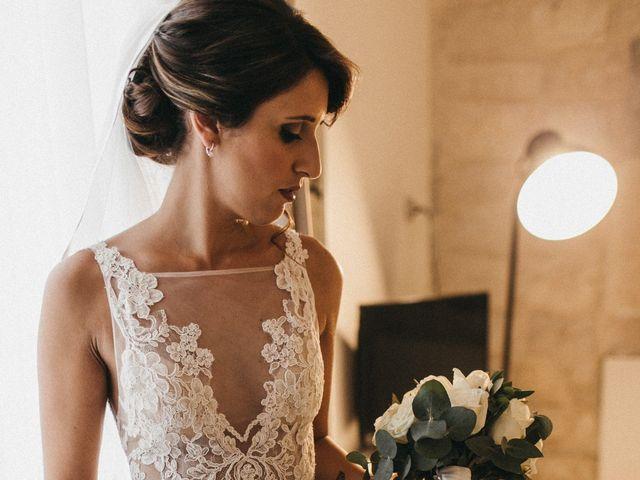 Il matrimonio di Michele e Valentina a Trani, Bari 6