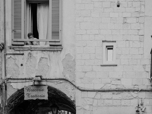 Il matrimonio di Michele e Valentina a Trani, Bari 7