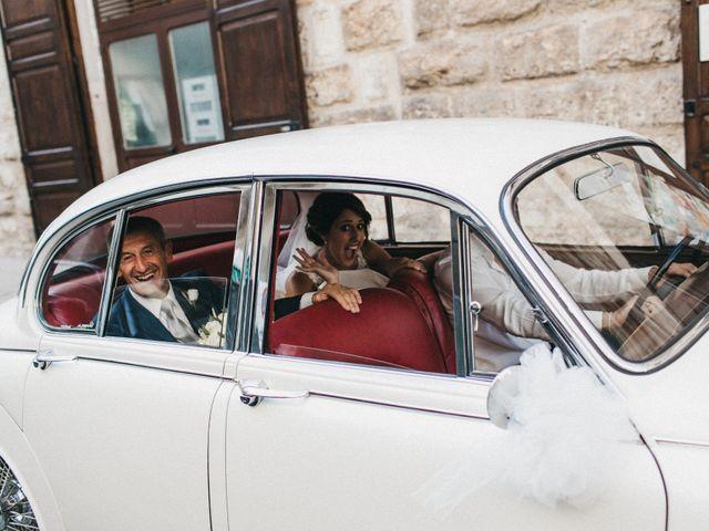Il matrimonio di Michele e Valentina a Trani, Bari 8