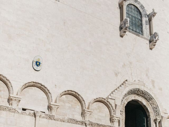 Il matrimonio di Michele e Valentina a Trani, Bari 9