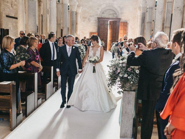 Il matrimonio di Michele e Valentina a Trani, Bari 10