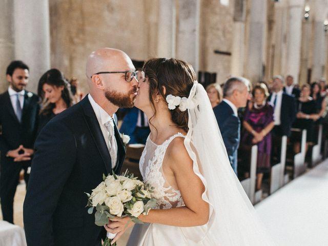 Il matrimonio di Michele e Valentina a Trani, Bari 1