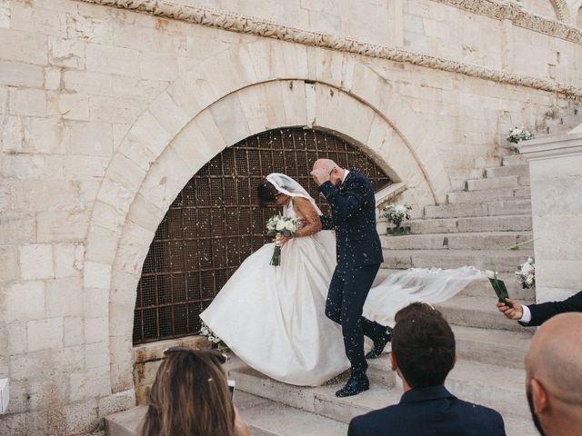 Il matrimonio di Michele e Valentina a Trani, Bari 11