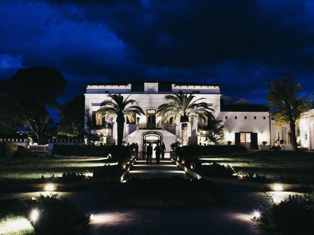 Il matrimonio di Michele e Valentina a Trani, Bari 17