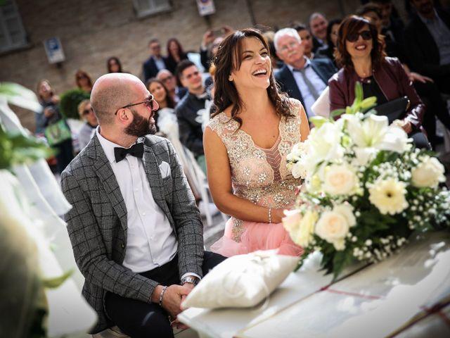 Il matrimonio di Attilio e Loredana a Monteprandone, Ascoli Piceno 3