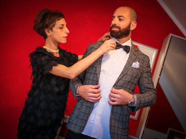 Il matrimonio di Attilio e Loredana a Monteprandone, Ascoli Piceno 7