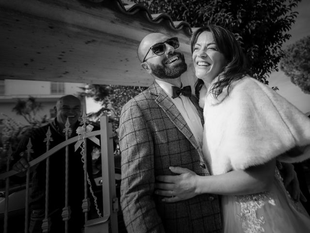 Il matrimonio di Attilio e Loredana a Monteprandone, Ascoli Piceno 17