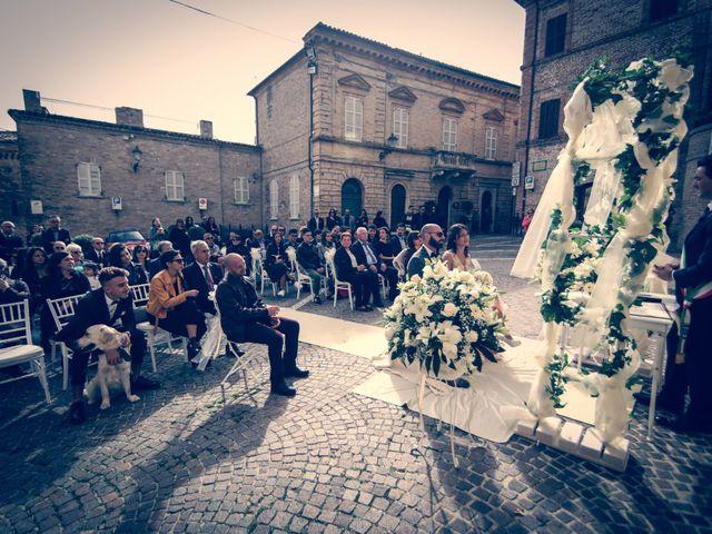 Il matrimonio di Attilio e Loredana a Monteprandone, Ascoli Piceno 18