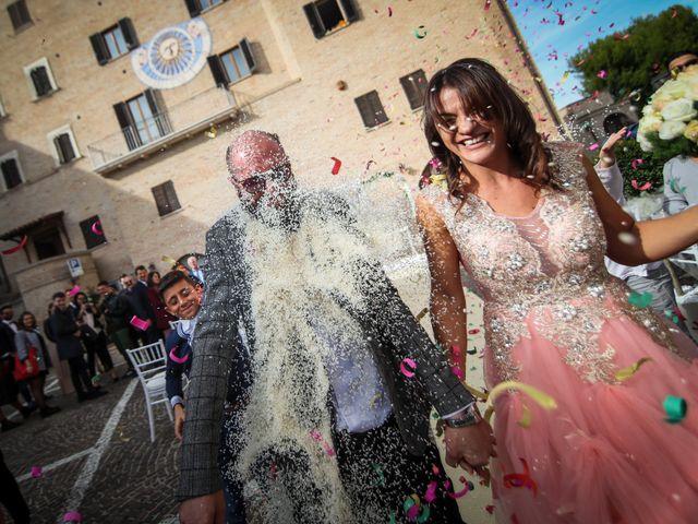 Il matrimonio di Attilio e Loredana a Monteprandone, Ascoli Piceno 20
